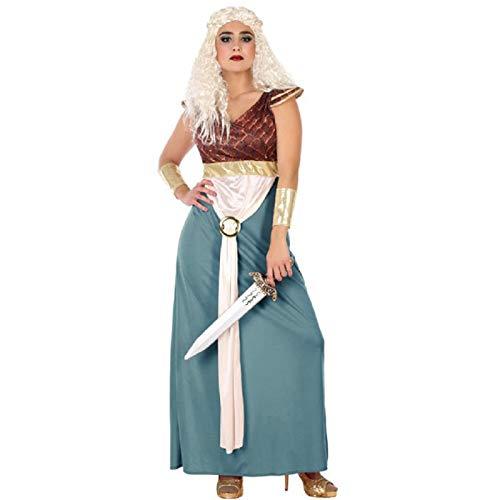 ATOSA disfraz guerrera mujer adulto XS