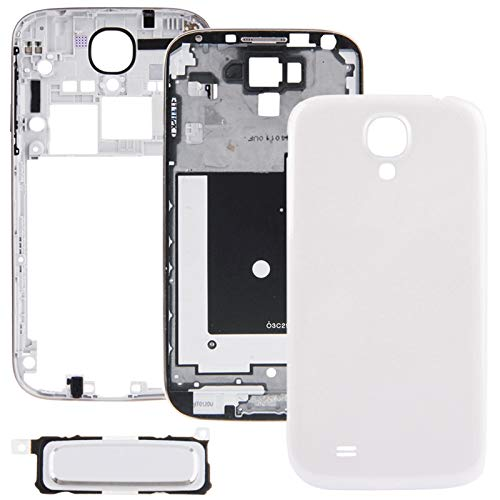 Hnghvh Reemplazo de Cubierta de Placa Frontal de cáscara Completa for Samsung Galaxy S4 / i337