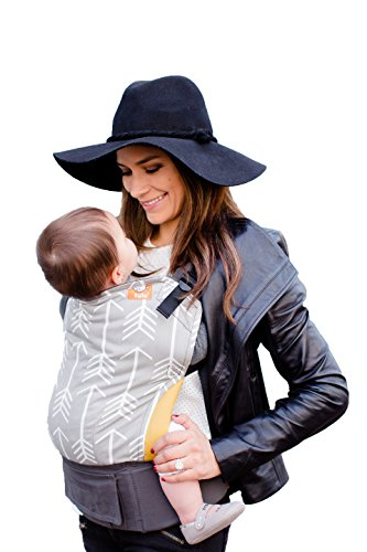 Baby Tula Multi-Position, Ergonomic Toddler Carrier, Front and Back Carry for 25 – 60 pounds...