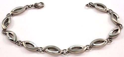 Boccia Damen-Armband Titan 20 cm - 03001-01