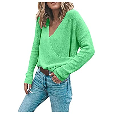 WooCo Plus Size Sweaters