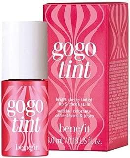 Benefit Gogotint Bright Cherry Tinted Lip & Cheek Stain