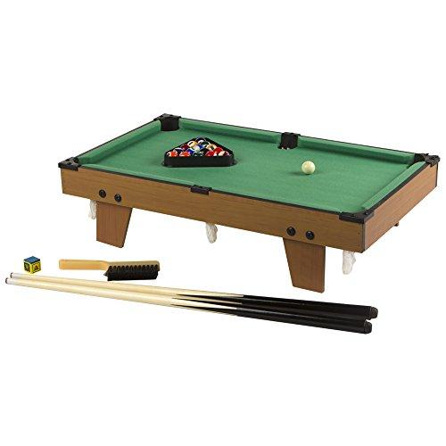 Colorbaby Billar americano madera CBGames, 62 x 36 cm (43269)