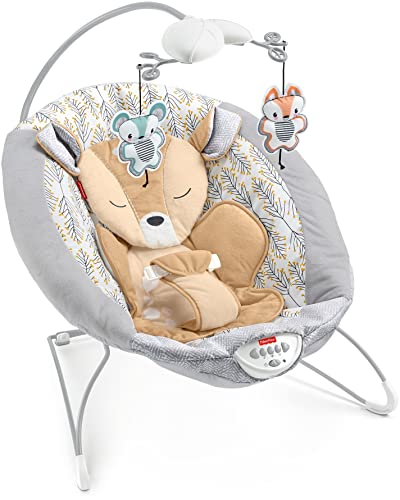 Fisher-Price Fawn Meadows Deluxe Bouncer