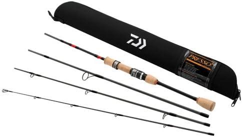 Daiwa Presso Ultralight Pack Spinning Rod