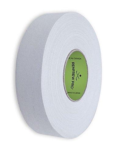 Renfrew Schlägertape Pro Cloth Hockey Tape weiß 24mm f. Eishockey 45m