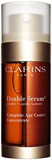 Clarins Double Serum Hydric+lipidic System Complete Age Control Concentrate Product of Thailand