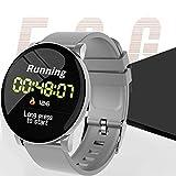 ELECTROPRIME W8 Smart Watch Men Women Blood Pressure Activity Sport Wristband Fitness Tr