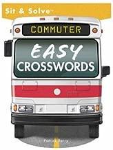 Sit & Solve® Commuter Easy Crosswords (Sit & Solve® Series)