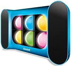 iSound iGlowSound Dancing Light Speaker (Blue)