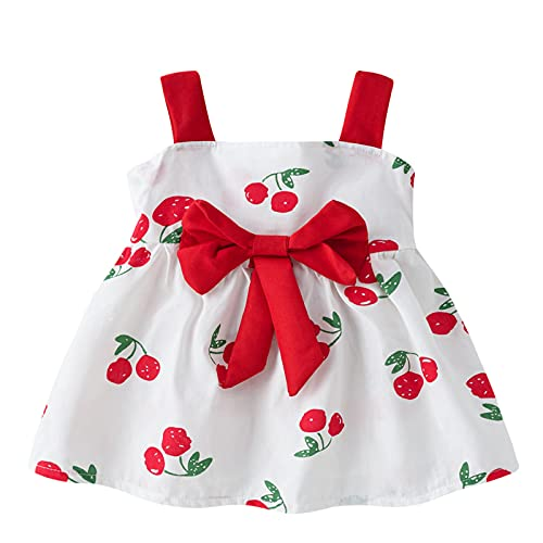 Keepwin Vestido Fiesta Niña Verano Playa Ropa De Bebe Recien Nacido Vestido Princesa Niña Vestidos Bautizo Bebe Niña En Ofertas Vestidos para Ninas para Boda Ceremonia Ropa Bebe Niña Disfraz