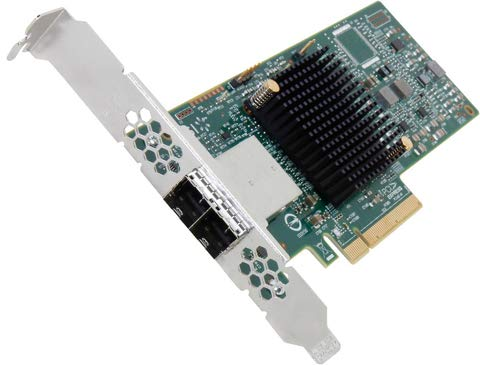 DELL 0J91FN 12GB/s SAS PCI-Express 3.0 x8 Host Bus Adapter Card Kit
