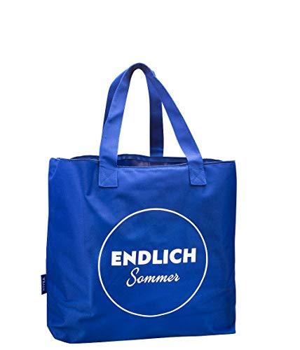 NIVEA Endlich Sommer Strandtasche, Promotion-Zugabe, XXL-Größe (45x65x20 cm)