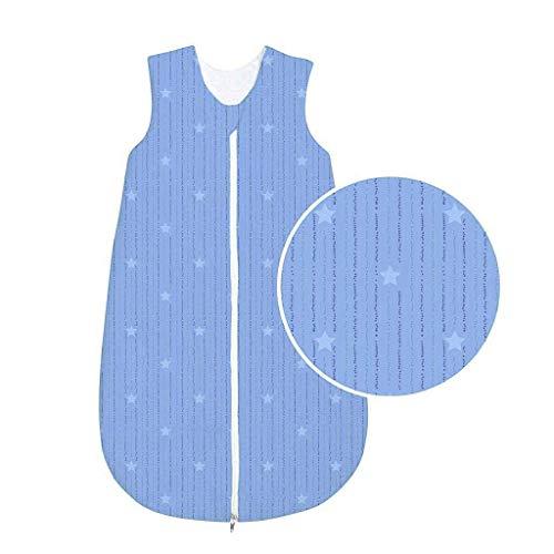 Odenwälder BabyNICE Basic Vierjahreszeiten 130 cm // Schlafsack 4 all Seasons- Babyschlafsack // Reißverschluss-Schutz // Made in Germany