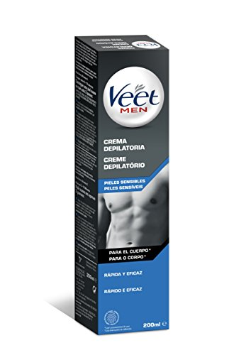 Veet Sensitive Skin Men