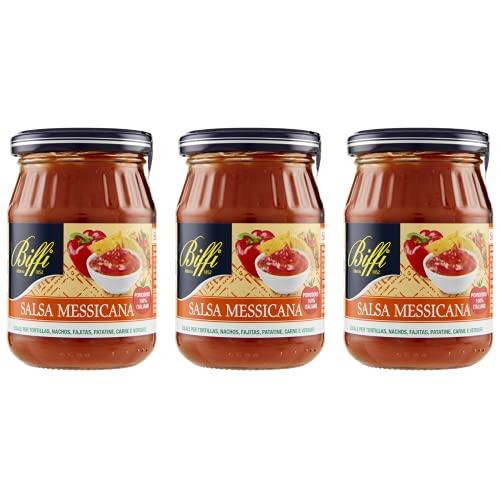 Biffi - Salsa Messicana 200g - Multipack (3x200g)