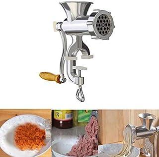 34c83f9478c Wqeew Manuelle Meat Grinder & Saucisse Remplisseur Meat Grinder  Hache-Viande Pâtes Fabriquant Manivelle