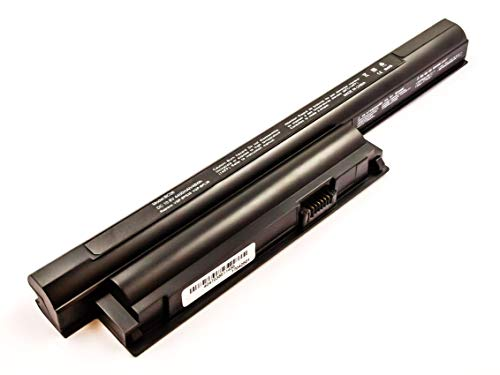 eVendix Akku kompatibel mit SVE171A11M 10,8 Volt 4400 mAh 44 Wh Li-Ion Akkus