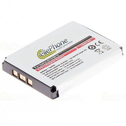 cellePhone Batteria Li-Ion Compatibile con Nokia 3510 3410 3530 6800 6810 (sostituita BLC-2 / BLC-1 / BMC-3)