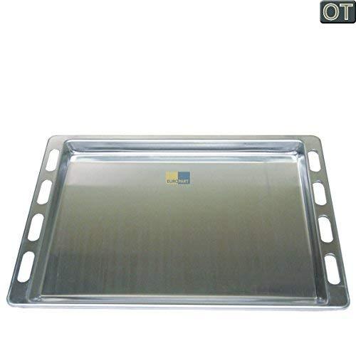 ORIGINAL Backblech Blech Aluminium Backofen Ofen Bosch Siemens 284742