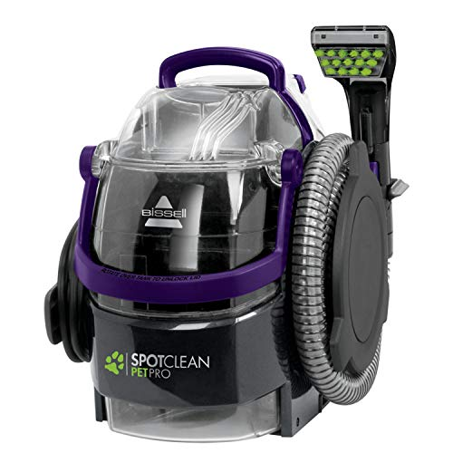 BISSELL SpotClean Pet Pro   Most Powerful Spot Cleaner, Ideal For Pet Owners   15588