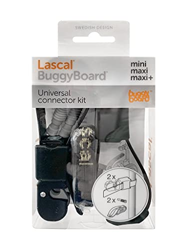 Lascal 19211 - Enganche universal BuggyBoard, multicolor
