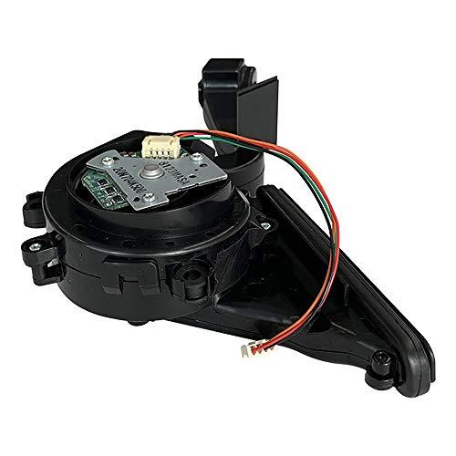 Piezas de repuesto de la aspiradora Ajuste del ventilador del impulsor de reemplazo para ILIFE A4 A4S Ensamblaje del ventilador del impulsor eléctrico para ILIFE A4 A4S Robot de barrido Accesorios Acc
