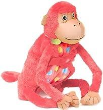 Zoobies Plush Toy, Baby Mashaka The Monkey (Discontinued by Manufacturer)
