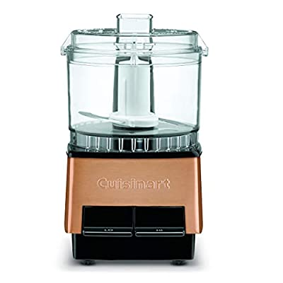 Cuisinart DLC-1CP Mini-Prep 21 Ounce Food Processor, 21 oz, Copper