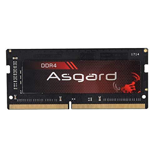 OIHODFHB 8 GB DDR4 2400MHz 260Pin RAM Banco de memoria para la placa base del ordenador portátil (8 GB)