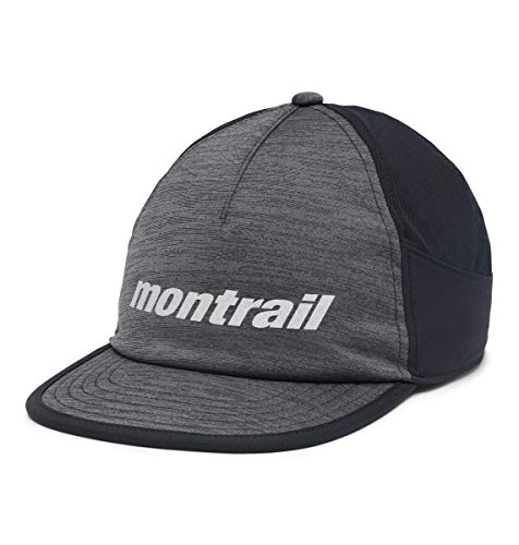 Columbia Unisex Montrail Running Hat II, Black, One Size