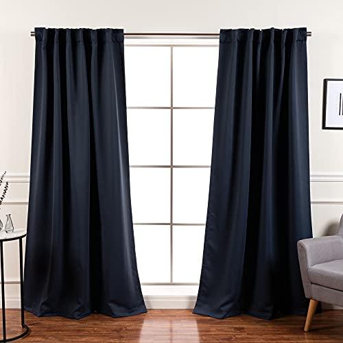 Best Home Fashion Premium Blackout Curtain