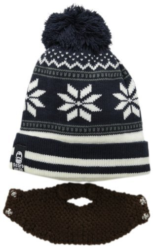 Beard Head Stubble Bumper Beanie by Beard Head