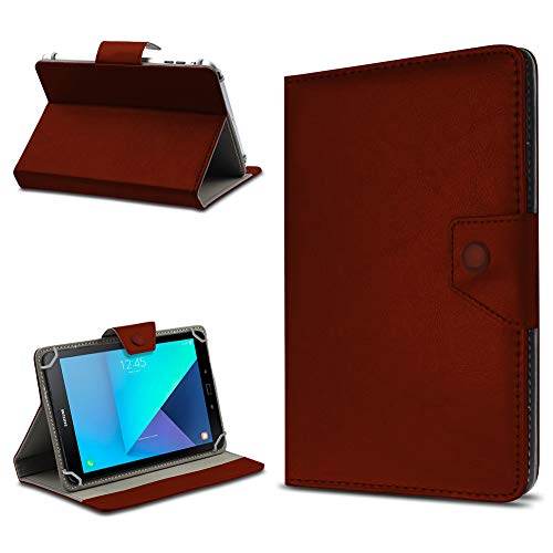 UC-Express Tablet Case voor Samsung Galaxy Tab 3 Lite 7.0 Case Cover Protective Case, Kleur: Brown