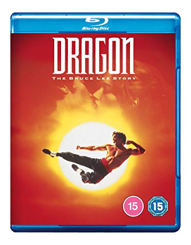 Dragon: The Bruce Lee Story Blu-Ray