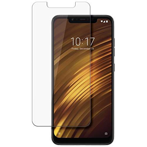 disGuard Schutzfolie für Xiaomi Poco F1 [2 Stück] Entspiegelnde Bildschirmschutzfolie, MATT, Glasfolie, Panzerglas-Folie, Bildschirmschutz, Hoher Festigkeitgrad, Glasschutz, Anti-Reflex