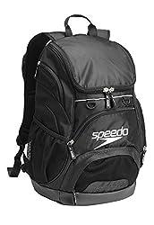 TYR vs Speedo- Speedo large teamster backpack