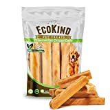 EcoKind Yak Cheese Dog Chews | 1 lb. Bag | Healthy Dog Treats, Odorless Dog...