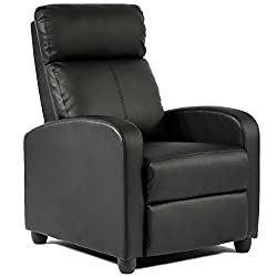 FWD Wingback Recliner -best living room chair for back pain
