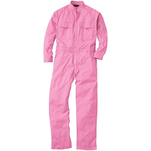 Coveralls 9000, Long Sleeves - safety pink