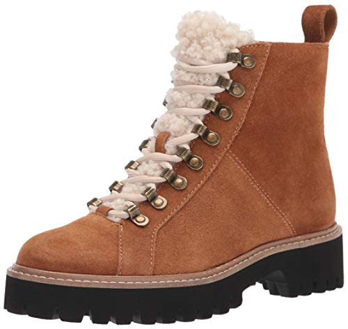 Splendid womens Fashion Winter Boot,Tobacco,10