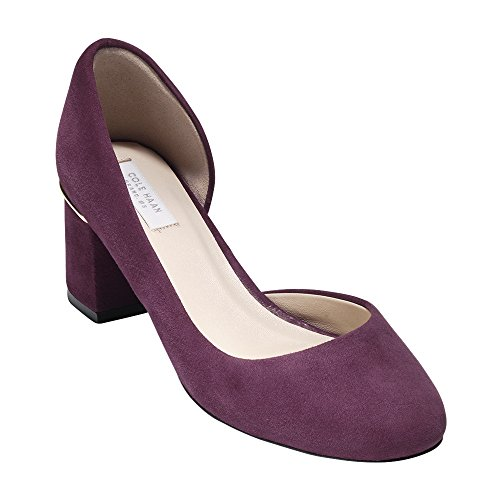 Cole Haan Damen Pump 55MM Laree-Grand-Pumps, 55 mm, Feige, 39 EU