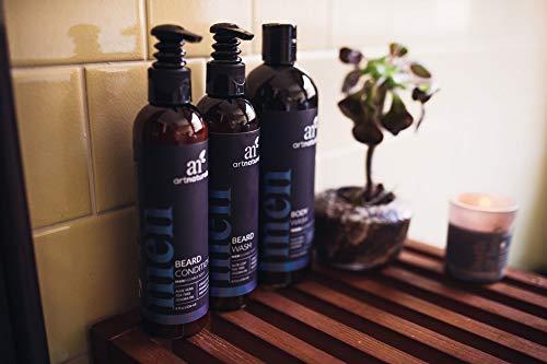 Art Naturals Soin shampoing pour le BART - avec l'Aloe Vera, arbre à thé et l'huile de jojoba...