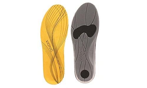 VIONIC , Orthopädische Einlegesohlen, gelb - gelb - Größe: S