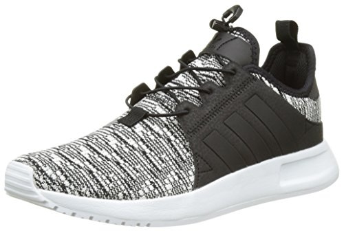 adidas Herren X PLR Sneaker Dekollete, Schwarz (Core Black/core Black/FTWR White), 40 2/3 EU