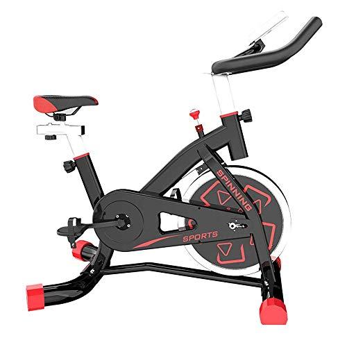 UIZSDIUZ Bicicleta estacionaria, Cubierta Ciclo de la Bici, la Bicicleta estática Ajustable con Soporte Multifuncional y Resistencia Ajustable