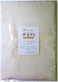 こなやの底力 北海道産 大豆粉 1kg