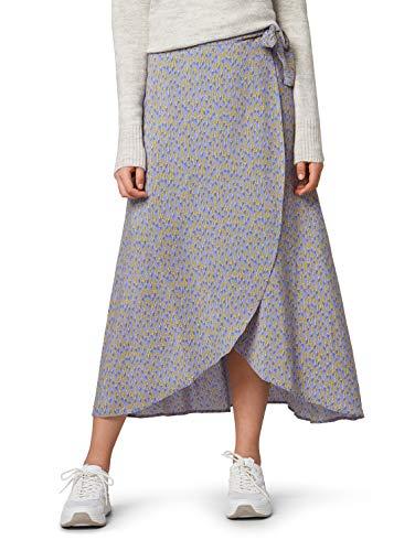 TOM TAILOR - Falda para mujer (tejido vaquero)
