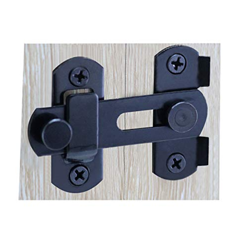sliding door flip lock - 9
