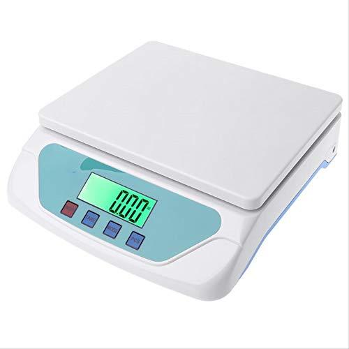 hhxiao Balance de Cuisine Échelles électroniques de 1g-30kg pesant l'échelle de Cuisine LCD Gram Balance pour l'industrie de Laboratoire d'entrepôt de Bureau à la Maison